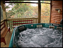 Merveilleux Cabin With Hot Tub